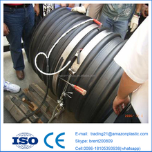 High Ring Stiffness HDPE drainage Pipe