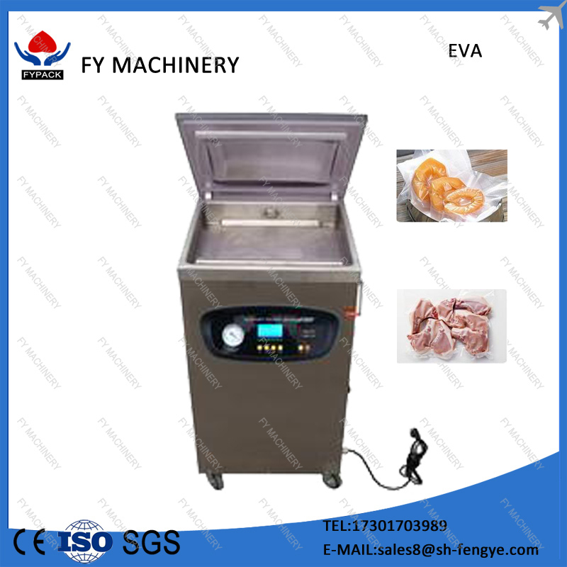 Fully automatic mini fresh fruit food vacuum packing/packaging machine