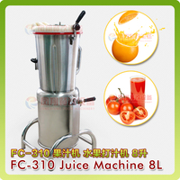 FC-310 industrial tomato juicer vegetable paste making machine fruit griding machine