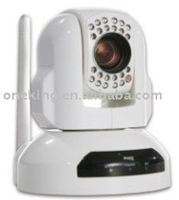 Indoor wireless PTZ IP Camera