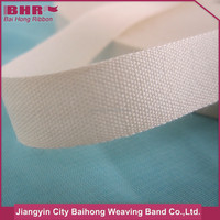 Eco-friendly soft cotton webbing variety color for webbing