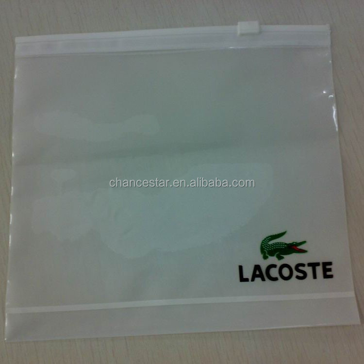 custom printed PVC ziplock plastic bags with uv protection