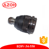 Mazda small swivel ball jiont LOWER B28V-34-550 for mazda BJ/CP
