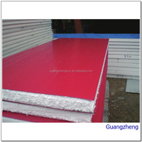 Best color steel EPS sandwich panel for warehouse project