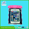 clear plastic waterproof bag for iphone 6 plus