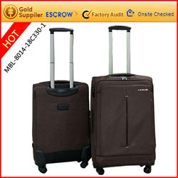 Professional factory luggage bag new model