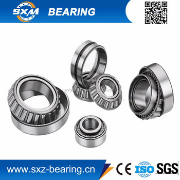 Good Performance Single Row Tapered Roller Bearings 32310