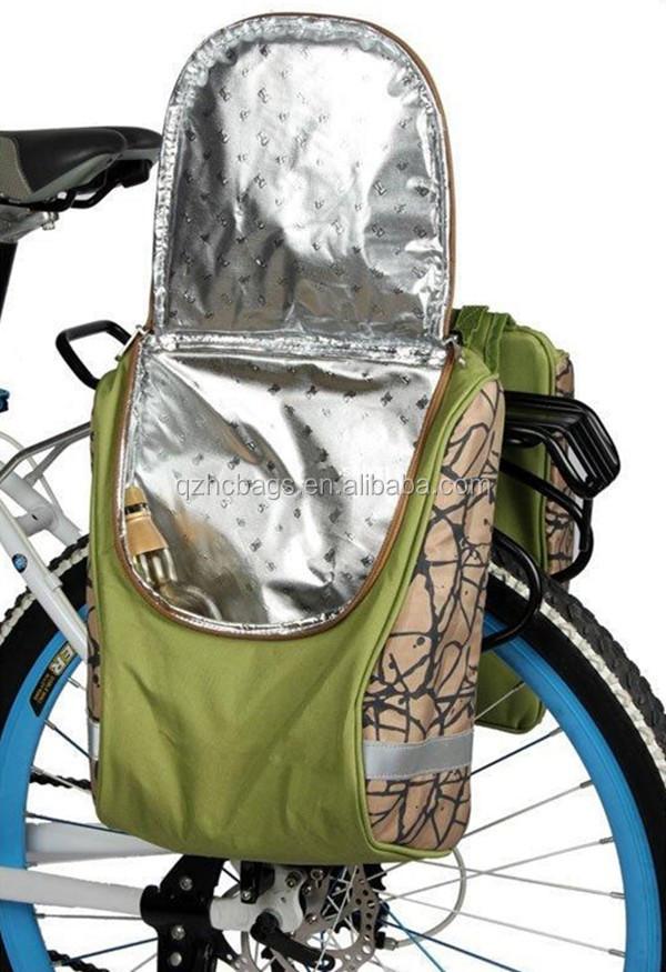 25l radfahren fahrrad rahmengestell picknick k hltasche. Black Bedroom Furniture Sets. Home Design Ideas