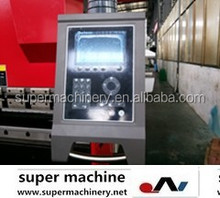 CNC hydraulic Press Brake with DA52,adira press brakes,hydraulic bending machine