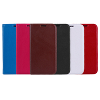 Newest Mobile Phone Wallet Genuine Leather Case For samsung Galaxy S5 Mini With Stand Design--Laudtec.