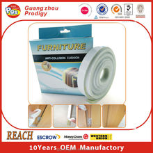WHITE Foam EVA adhesive rubber door cushion