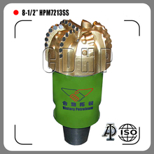 "8 1/2"" 7 wings water,oil, petroleum, gas, coal mine well drilling equipment"