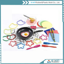 Egg Tools Silicone Rubber Egg & Pancake Rings/Silicon Egg Holders