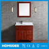 high end wall mounted triangle bathroom mirror cabinet
