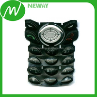 Rubber Soft Keypad Mobile Phones