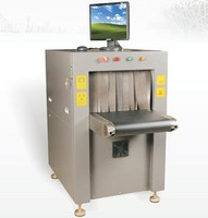 public security baggage screening X-ray machine