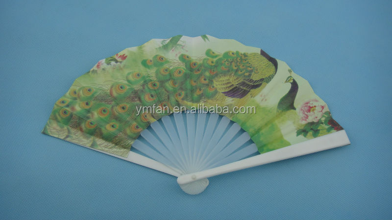 advertising paper fans