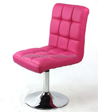 Bar Chair Pu Leather Chair Gamer Chair with iron steel