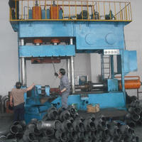 YKWT Series Steel Elbow Fitting Machine