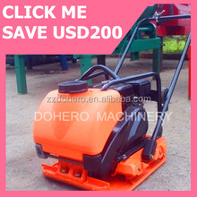10% Price Promotion Good Quality loncin plate compactor