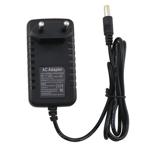 Switching dc wall adaptor 5V 9V 12V 19V 24V power 1A 2A 3A 0.65A ac adapter