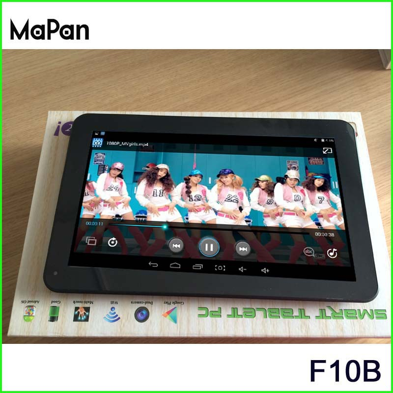 Good quality china tablet pc 10inch / cheap android tablet quad core android 4.4 with BT WIFI mid