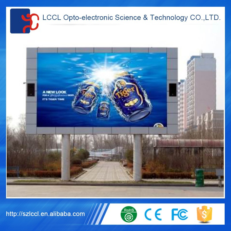 Outdoor Electronic Digital Advertising LED Billboards Panel outdoor led screen