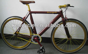 700C FIXED GEAR SINGLE SPEED BICYCLEadult bike/bicicleta/aluminum/cr-mo/ SY-RB70078