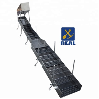 China supplier real rm20 18 sluice box mat