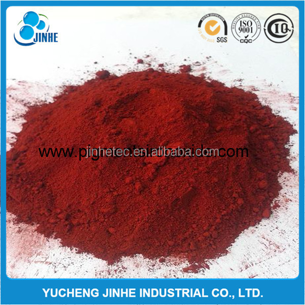 buy HOT SALE specially designed Red Iron Oxide pigments for ddt powder