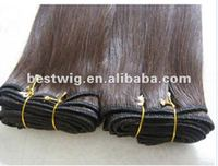 Chinese Human hair wholesale hair weft beautiful wave 100% virgin brazilian human hair