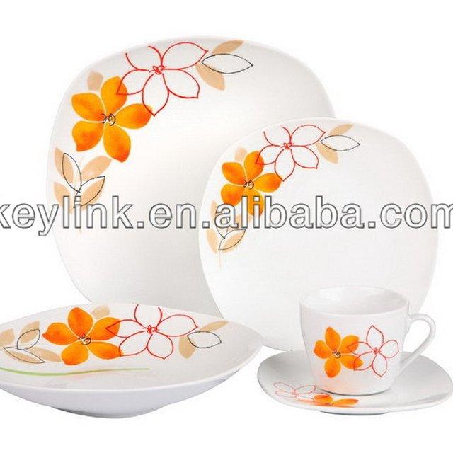 Newest antique lightweight dinnerware  sc 1 th 205 & 16pcs lightweight dinnerware_Yuanwenjun.com