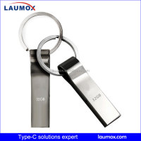 Factory wholesale metal USB 3.0 OTG USB flash drive OEM U disk