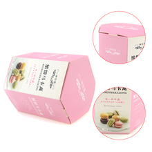 High end paper box packaging dog food box with handmade box paper