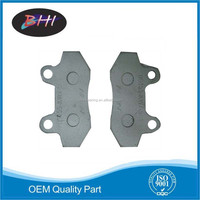 good performance motorcycle brake pad gs125 for factory diret sell