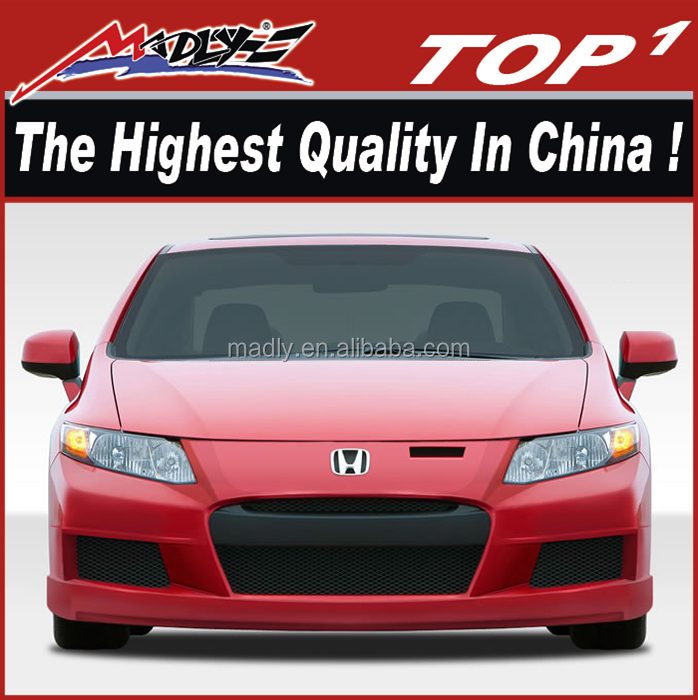 Madly New body kit for 2012-2013 Honda kit for Civic 2DR Duraflex Bisimoto Edition