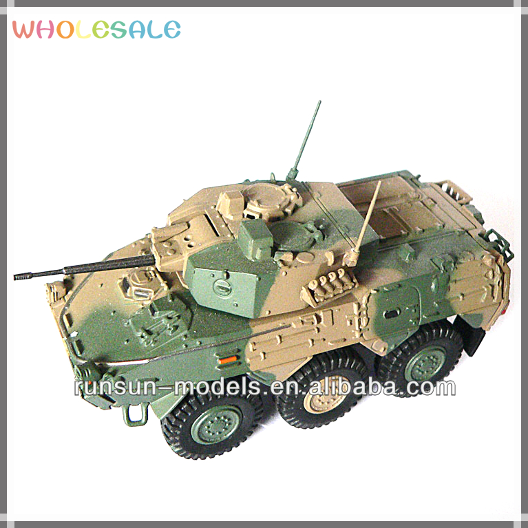 Hot Sale 1:72 scale 90TKR (1/72) die cast model toy tank