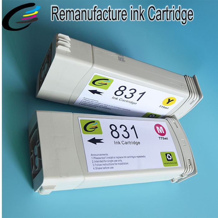 792 Remanufactured Ink Cartridges for HP DesignJet L26500 Latex Printer 260