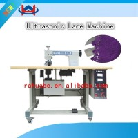 HUABO ultrasonic nonwoven bag sealing and cutting machine