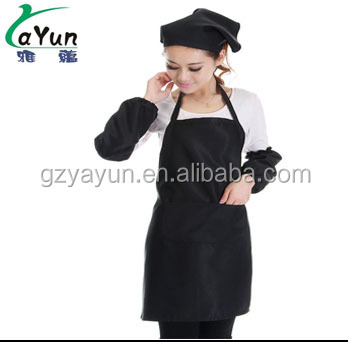 new style kids doctor cooking fabric for apron