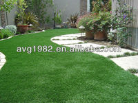 Soft Evergreen Garden Decoration Synthetic Turf Grass