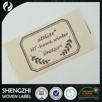 lowest prices printed label for clothing Good shipping cost