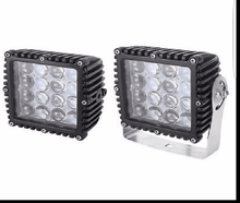 SEMA Member High quality 7 inch 50 watt led work light for ATV, SUV, off road, 4X4, mining vehicle,etc.