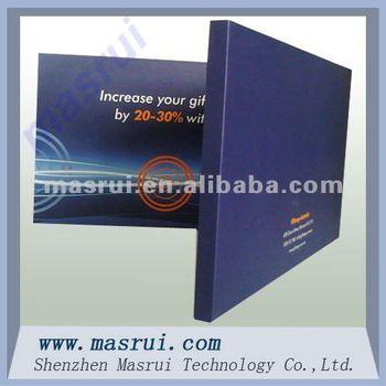 Video Brochure Sample - Buy Brochure Sample,Printing Brochure ...
