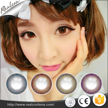 Special Offer Wholesale Dream Soft Cosmetic contact lenses Color Contact Lens Natural Looking Big Eye