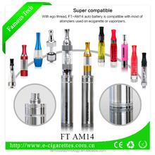 2016 new e-cigarette 2600mAh battery mechanical mod AM14 Autosmoker vamo e-cig torpedo e-cig