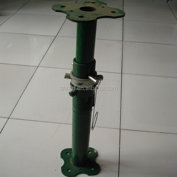 Scaffold Leveling Jacks/Telescopic Support Pole/Shoring Prop