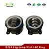 (J023R) 4inch 30w led fog lamp for jeep wrangler jk 2007~2015