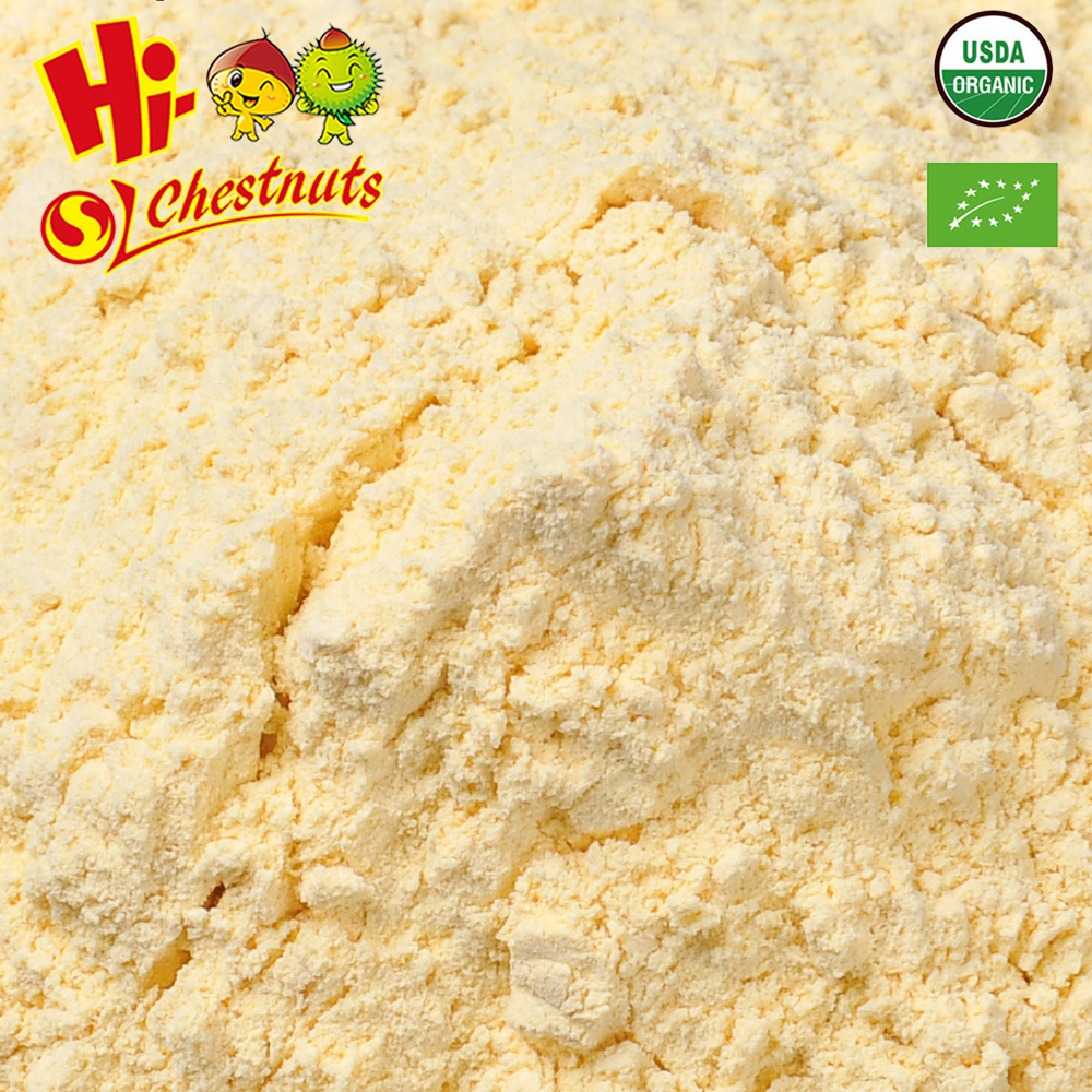Dried Chestnut Flour &Pure Chestnuts natural powder