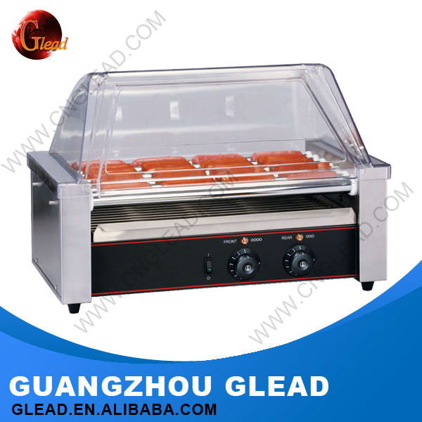 2016 High quality fish and chips hot dog rollers for sale